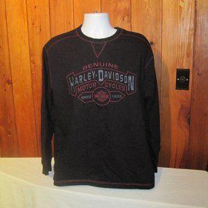 Harley-Davidson Crewneck Sweatshirt